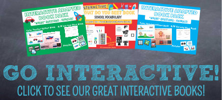 Communication Window Interactive Books