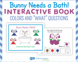 Bunny Bath Title Page small