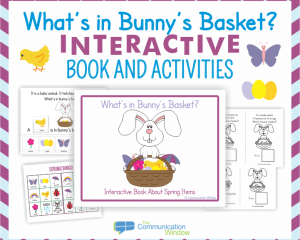 Bunnys Basket Title Page Small