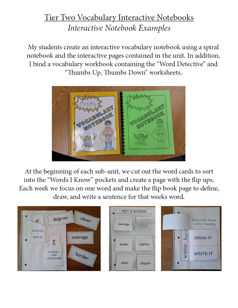 Interactive Notebook Examples
