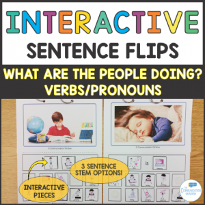 Pronouns Action Flips Main Cover