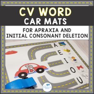CV Word Car Mats Cover Update 3
