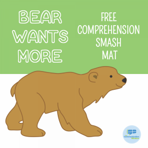 Bear Wants More Free Activity