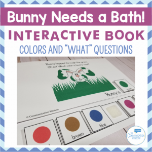 Free Spring Interactive Book