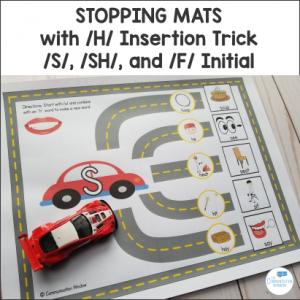 Articulation Car Mats H Aspiration Trick