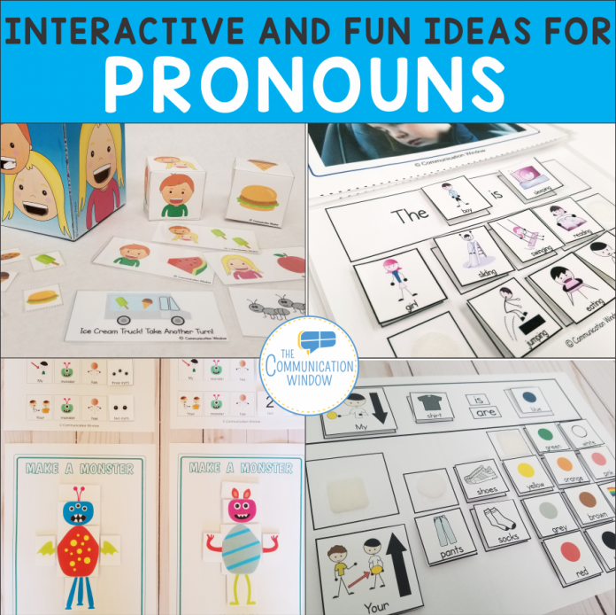 Teaching Pronouns To Children With Autism And Language Delays